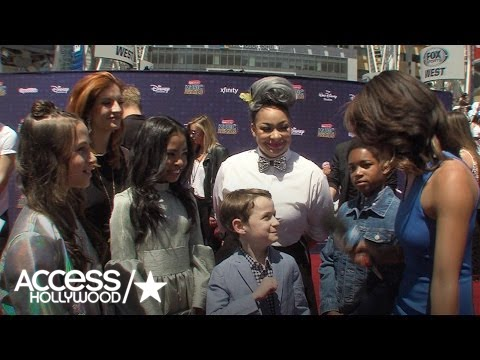 Raven-Symone & The Cast Of 'Raven's Home' On The 'That's So Raven' Spinoff | Access Hollywood