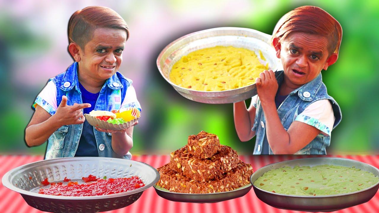 "छोटू दादा हलवा वाला | CHOTU KA HALWA "" Khandesh Comedy | Chotu Comedy Video"