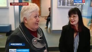 Новосибирцы  приняли участие в ток-шоу о подвиге Сибиряков