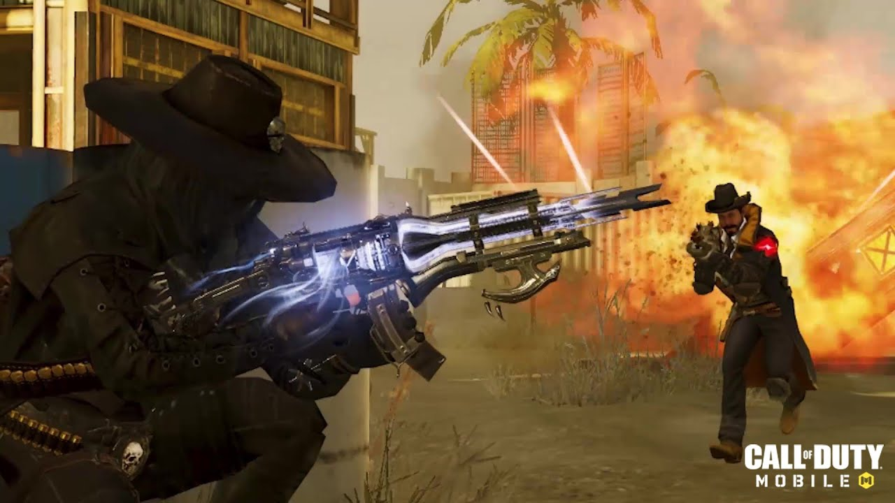 Call of Duty: Mobile - High Noon Duel