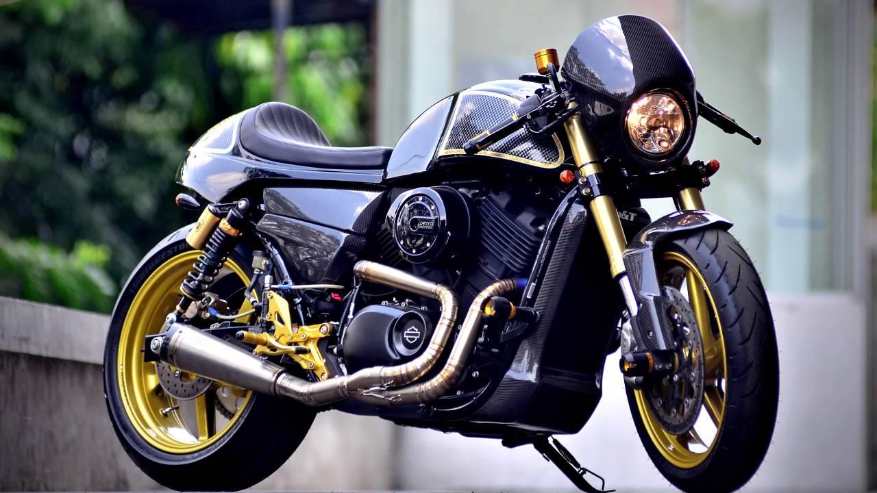 Harley Street 500 >> Harley-Davidson Street XG 500 - YouTube