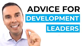Advice to Human Resource and Learning and Development Leaders