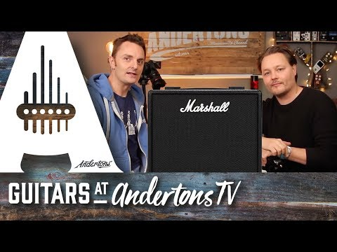 Marshall CODE Amps – From Sparkly Cleans to Drop Tuned Dirt – Lets Check It Out!!