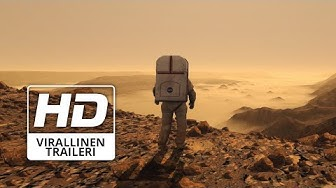 Yksin Marsissa (The Martian) | virallinen traileri 3 | Suomi