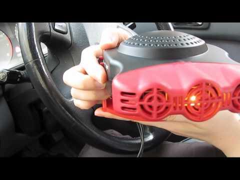 12 volt ceramic car fan heater