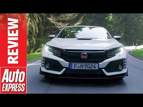 2017 Honda Civic Type R review - has the hot hatch reached new levels?