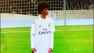 Yago San Miguel - Real Madrid Infantíl A (U14) - 2019/20 HD