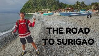 MOTORBIKING TO SURIGAO ALONE - Inspiring Filipinos In Mindanao