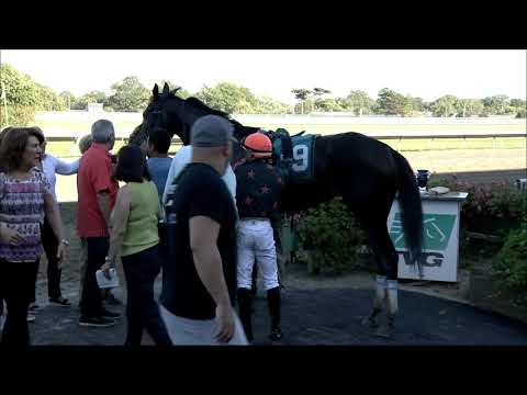 video thumbnail for MONMOUTH PARK 9-20-19 RACE 8