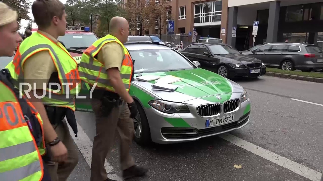 Germany: Man arrested over Munich knife attack