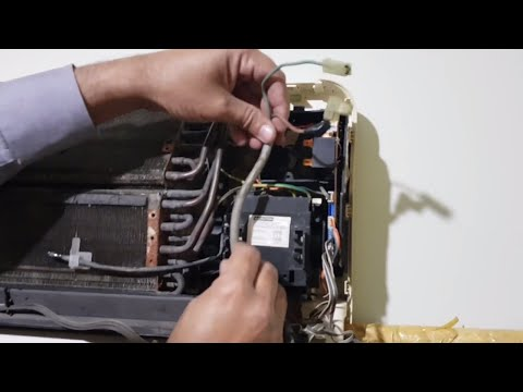 ac repair in hindi urdu (part 4) english subtitle