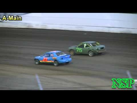 September 8, 2018 Outlaw Tuners A-Main Grays Harbor Raceway