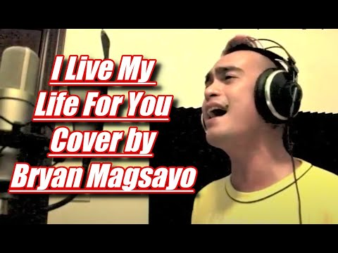 Firehouse - I Live My Life For You (Cover by Bryan Magsayo)