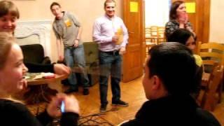 Intercultural workshop in Ciążeń_Delta Karo game
