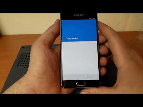 FRP! Samsung A510f A5 2016. Сброс аккаунта гугл. Без ПК. 7 загрузчик.