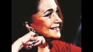 "Leyla Gencer - ""Dolente immagine di Fille mia"" - Théâtre de l"