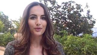 "Camilla Belle Talks about ""Que Soy?"""