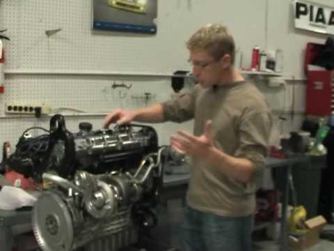 IPD Volvo turbo101 tech talk
