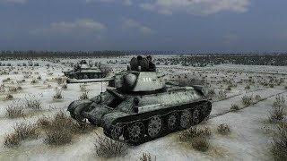 Линия Фронта Битва за Харьков - Офигенная Игра Стратегия про Войну