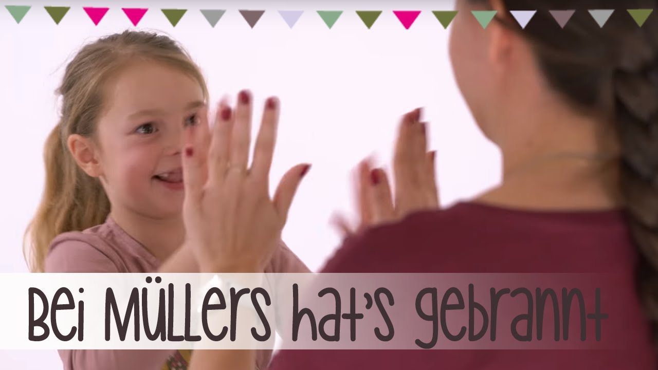 Bei Müllers Hats Gebrannt Pervers
