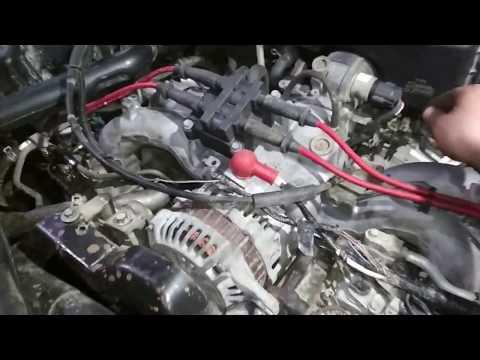 Subaru Legacy Lancaster EJ25 (254) (Переборка) Первый запуск и прогрев (Финал)