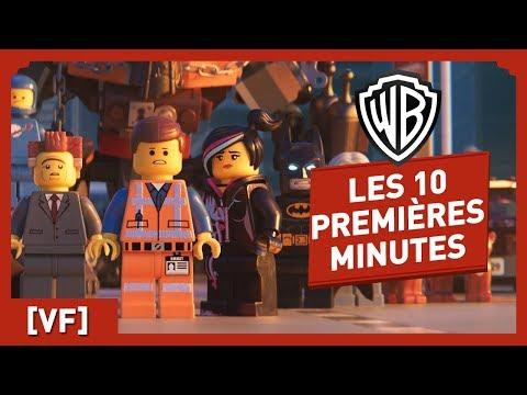 La Grande Aventure LEGO 2 - Regardez les 10 premi�res minutes du film !