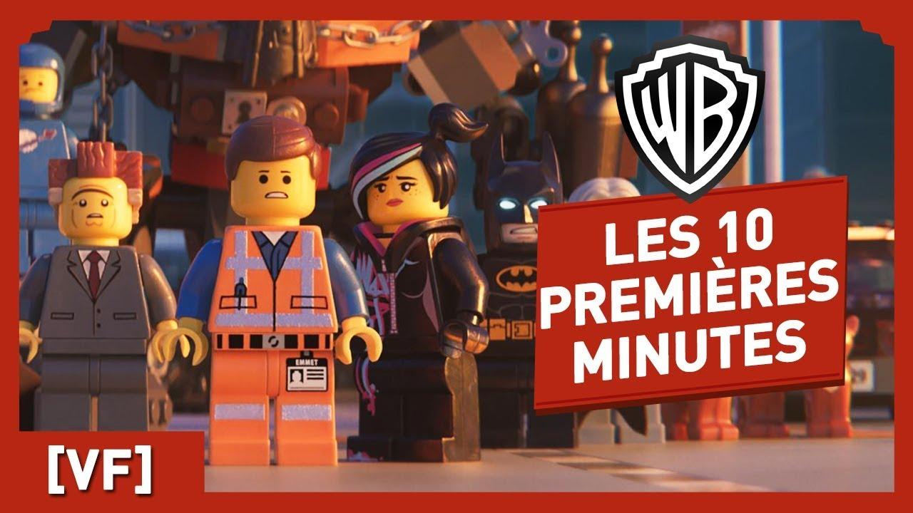 La Grande Aventure LEGO 2 - Regardez les 10 premières minutes du film !