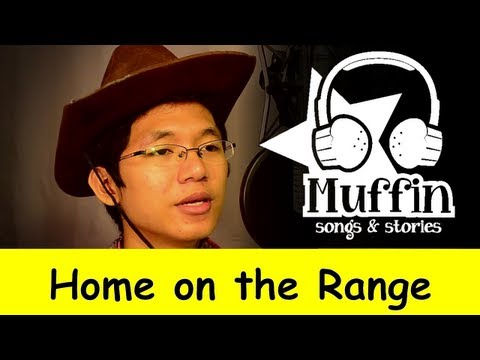 Home on the Range | Family Sing Along - Muffin Songs