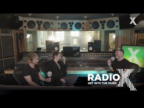 Chris Moyles meets Muse