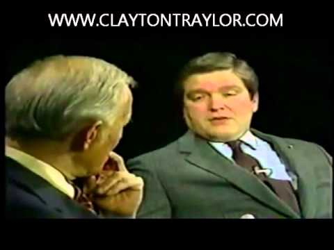 Congressman Larry Mcdonald On CNN About NWO Shortly After was Killed....