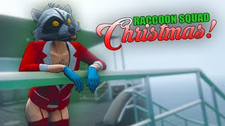 Merry Christmas from Raccoon Squad! || GTA 5 Online || PS4