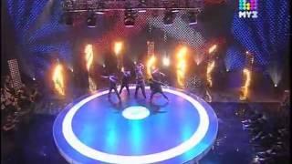 """Нюша и команда """"Doberman"""" - реалити-шоу """"Танцуй"""""""