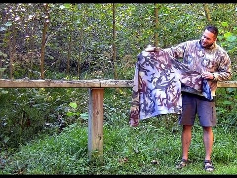 D.I.Y. Camo Hunting Clothes