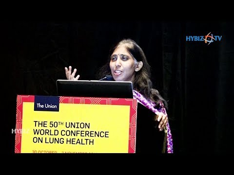 India Health Fund: Discussions on Ending TB and lung disease | Dr Sunitha thumbnail