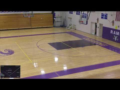 Deering High School vs. Cheverus High School Varsity Mens' Basketball