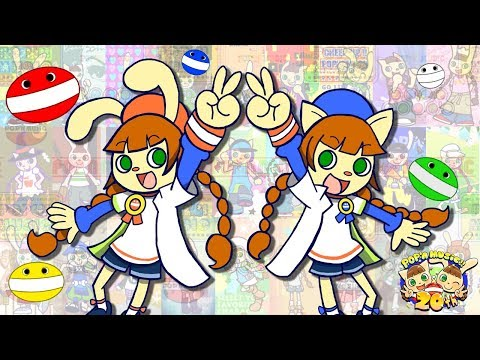Evolution of Title Screens in Pop'n Music series (1998-2018) - Peace Edition