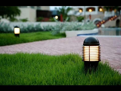 Garden Outdoor Lighting Ideas For Your Little Paradise Youtube