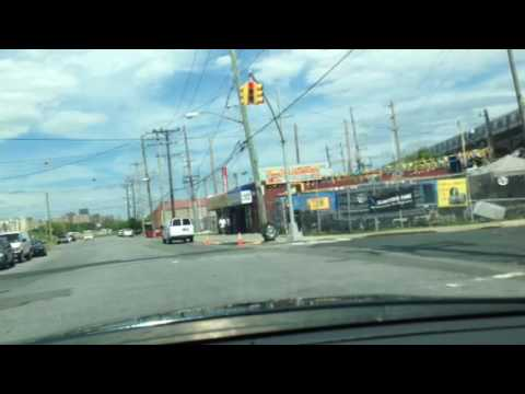 Driving in aFar  Rockaway
