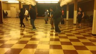 Wine & Work Line Dance by Nzinga