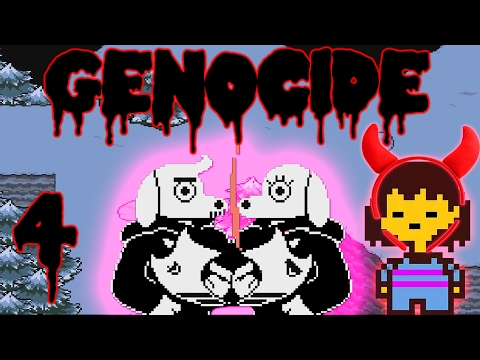 Undertale, Genocide, 4: All That You Love Will Be Carried Away