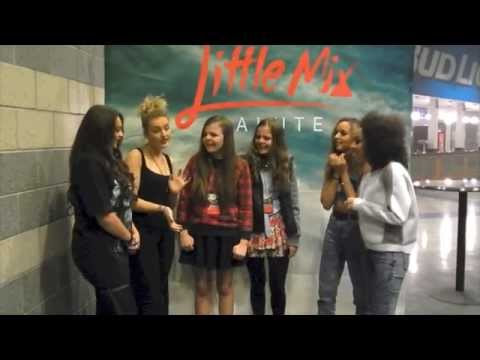 Little Mix Salute Tour Reporter, Omaha NE