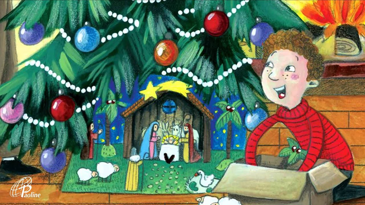 Buon Natale Per Bambini.Buon Natale Bambini Paoline Youtube