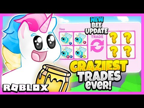 I Traded Only LEGENDARY QUEEN BEES in Adopt Me for 24 Hours! Robox Adopt Me NEW BEE UPDATE Challenge