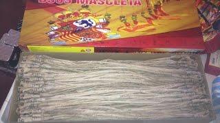 [Original Fireworks] B509 Mascleta (120 meter) compilatie