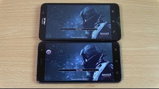 Asus Zenfone 3 4GB vs Zenfone 2 4GB - Gaming Comparison!