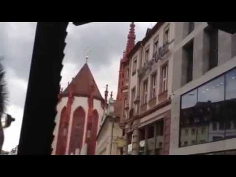 Wurzburg, Germany - City tour