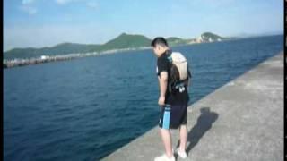 上郡中学校 修学旅行 in 枕崎 2010.mp4