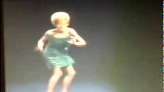 Candy Johnson Workout (Shortnin' Bread).mpg
