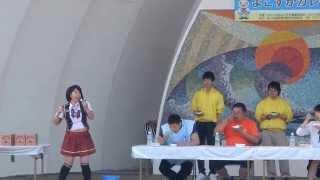 よこすかカレ-フェスティバル2015 制限時間30分でカレ-大食い大...