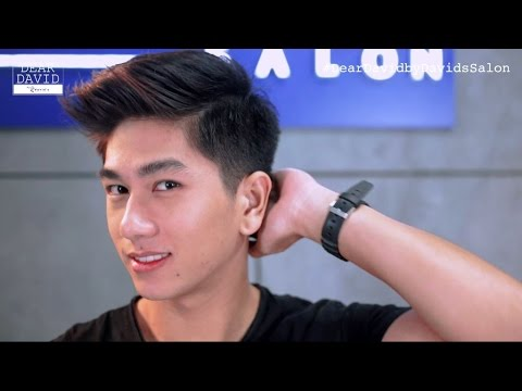 Dear David by David's Salon:  Haircuts and Hairstyles for Men